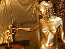 Кино золотая женщина порно
